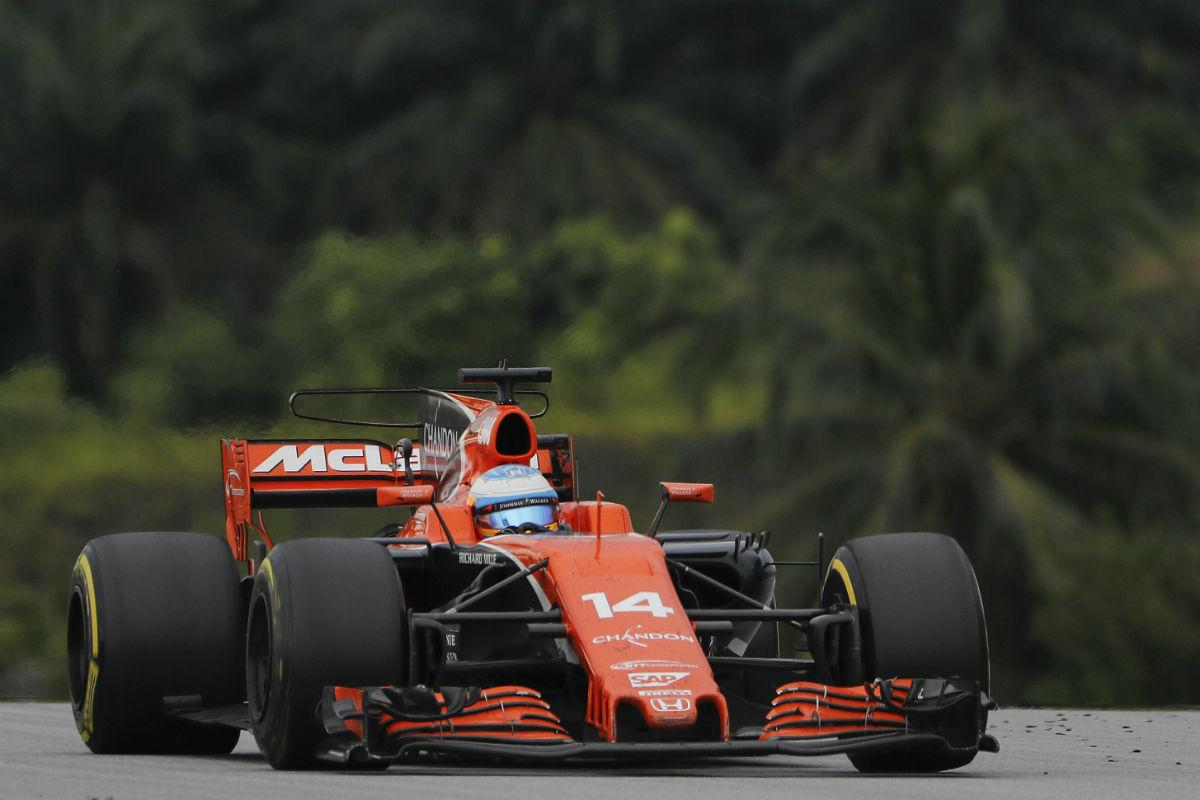 Fernando Alonso - GP Malásia