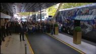 FC Porto sai do hotel rumo a Alvalade