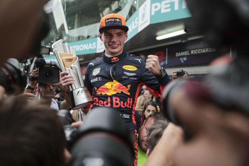 Max Verstappen - GP Malásia