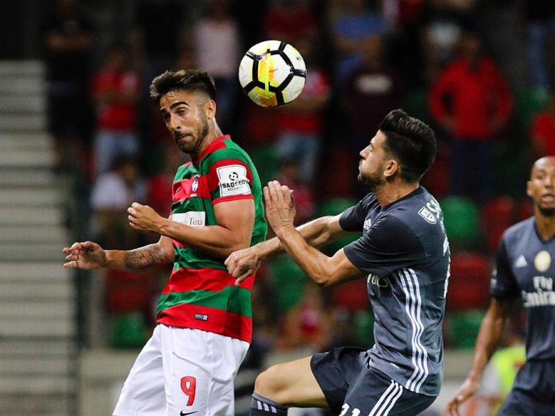 Marítimo-Benfica (Lusa)