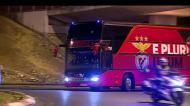 Benfica regressou à Luz de madrugada sem contestação
