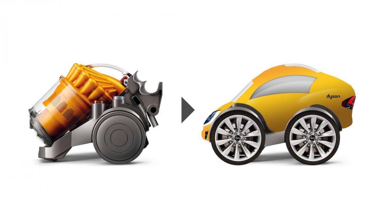 Dyson investe milhões para carro elétrico