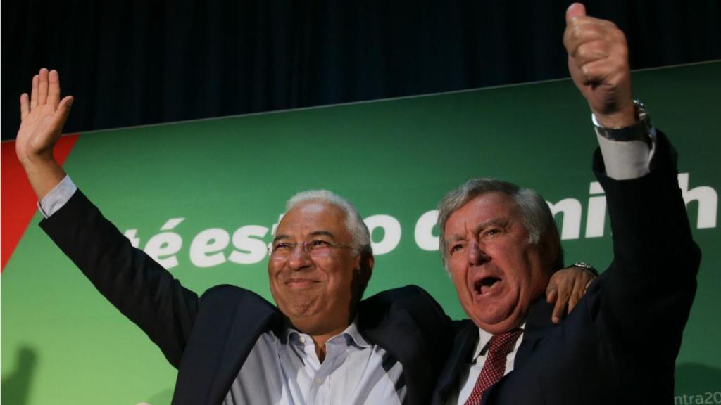 António Costa e Basílio Horta