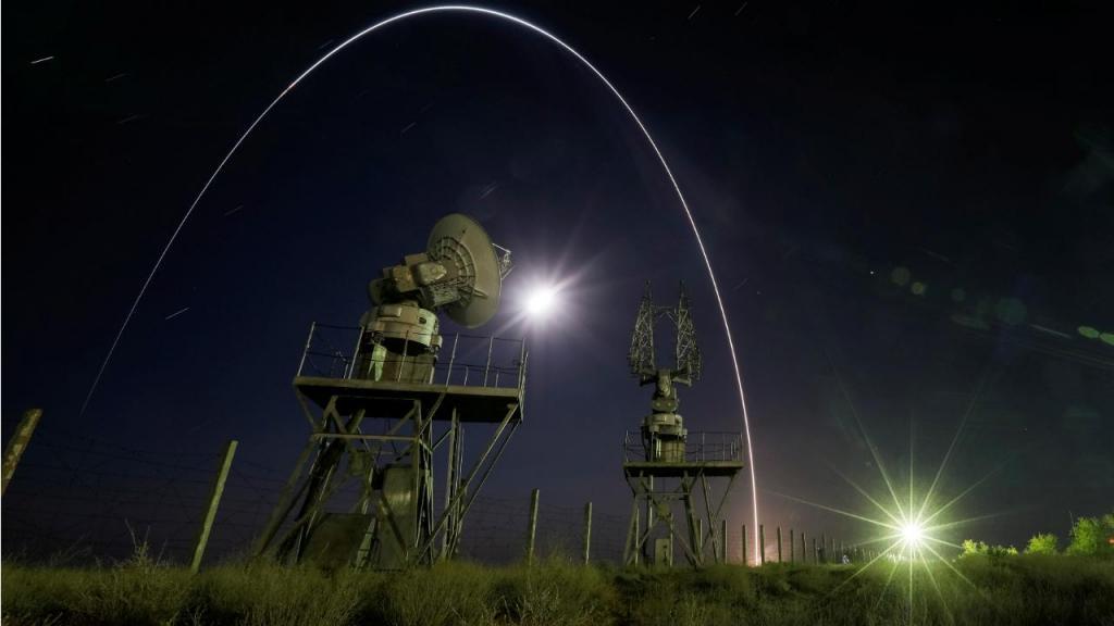 Cosmódromo de Baikonur - Cazaquistão