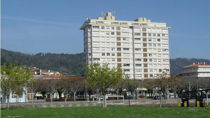 Prédio Coutinho - Viana do Castelo