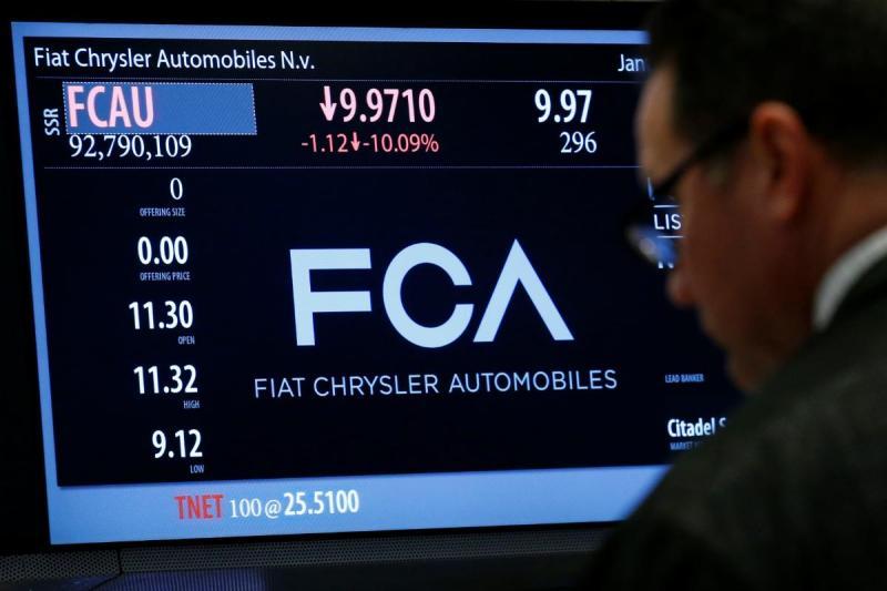 Fiat Chrysler atravessa momentos difíceis