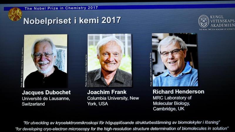 Prémio Nobel da Química 2017