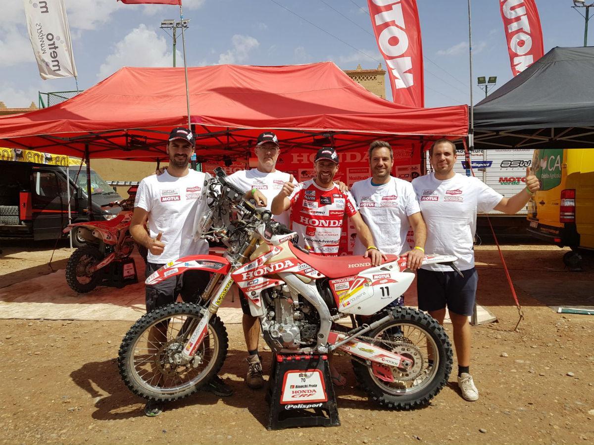 Pedro Bianchi Prata - PanAfrica Rally