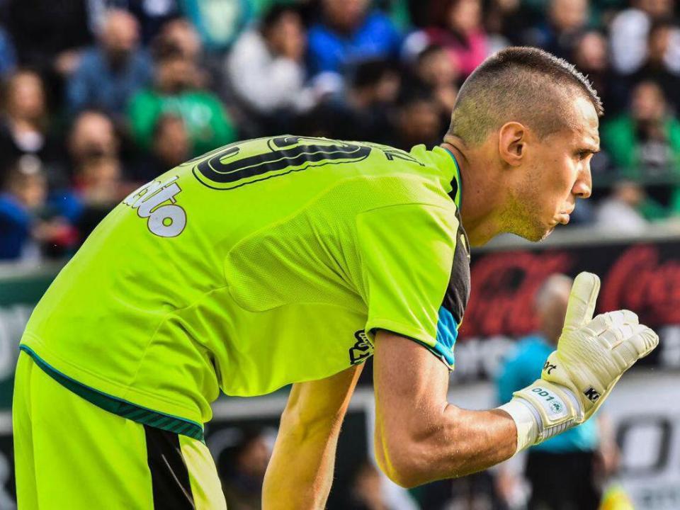 Vlachodimos despede-se do Panathinaikos antes de rumar ao Benfica