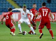 Arménia-Polónia (Reuters)