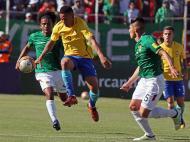 Bolívia-Brasil (Lusa)