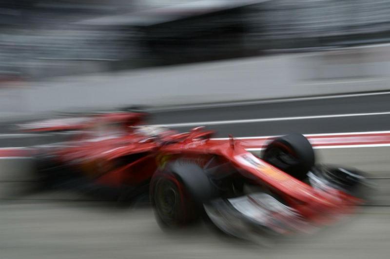 Sebastian Vettel - Suzuka