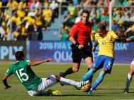 Bolivia-Brasil ( Reuters )