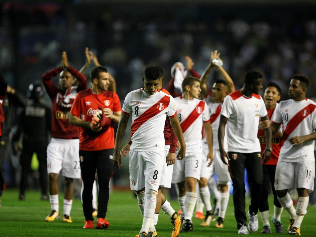 Argentina-Peru ( Reuters )