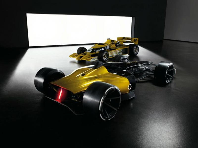 Renault RS 2027 Vision 1