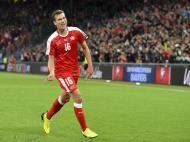 Suíça-Hungria
