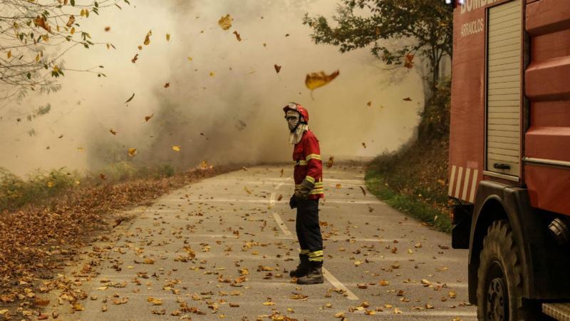 Chamas de outono