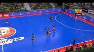 Futsal: Sporting vence Benfica e é líder isolado