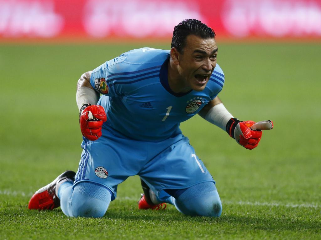 Essam El Hadary (Reuters)
