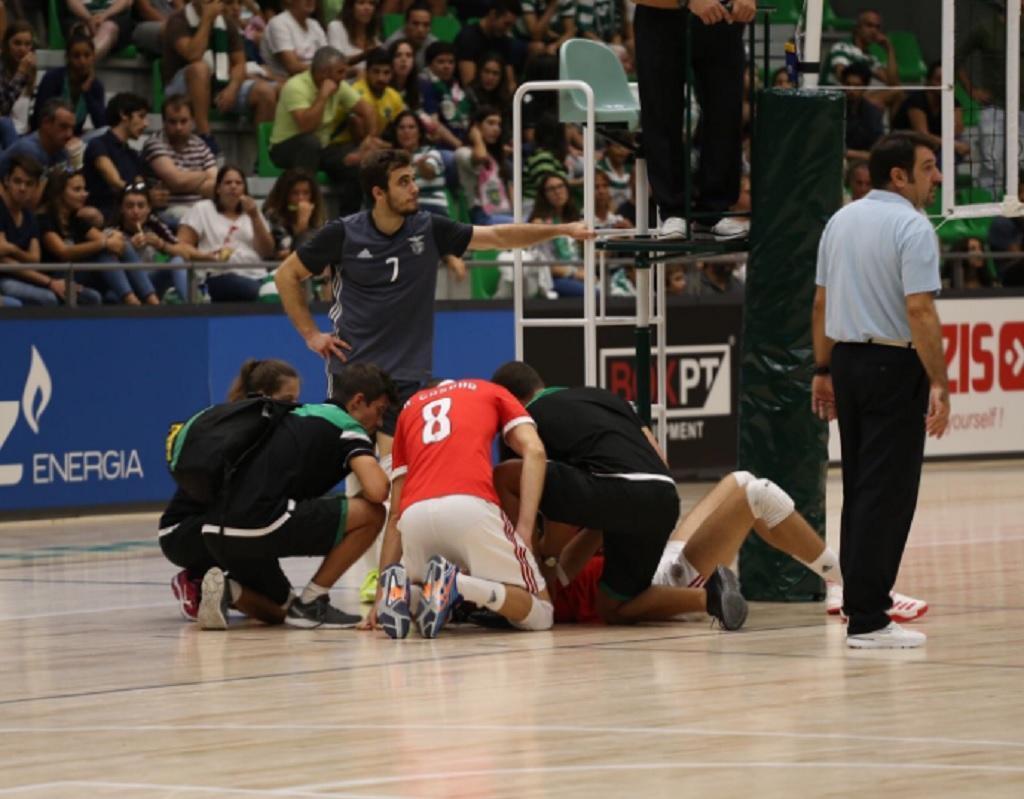 Ary Neto (foto: SL Benfica)