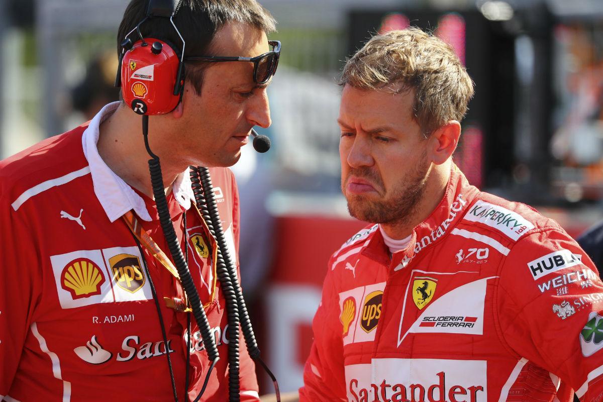 Sebastian Vettel - GP do Japão