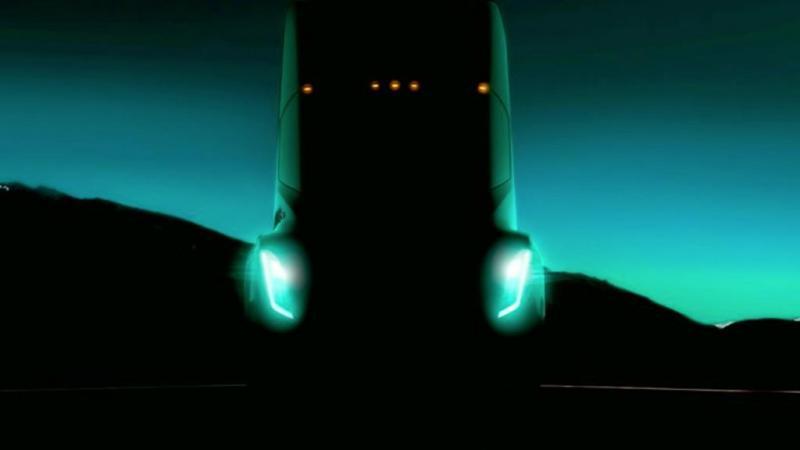 Camião Tesla