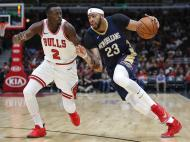 Chicago Bulls-New Orleans Pelicans ( Reuters )
