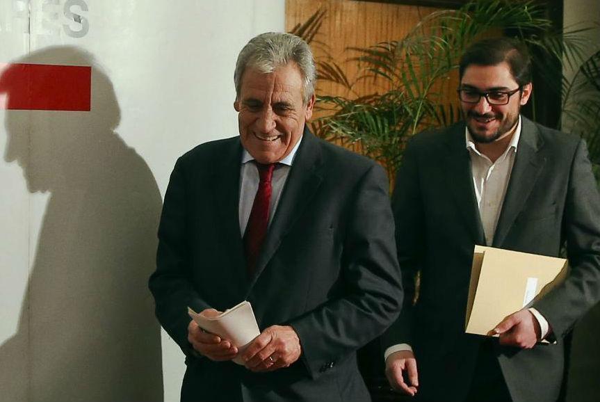 Jerónimo de Sousa e João Oliveira