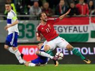 Hungria-Ilhas Faroe (Reuters)