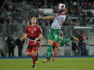 Luxemburgo-Bulgária