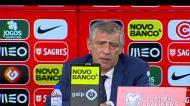 Santos explica que triunfo nas Ilhas Feroé na 2ª jornada foi crucial