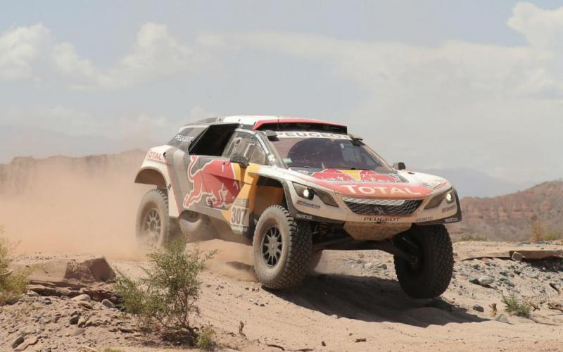 Dakar 2017 - Cyril Despres