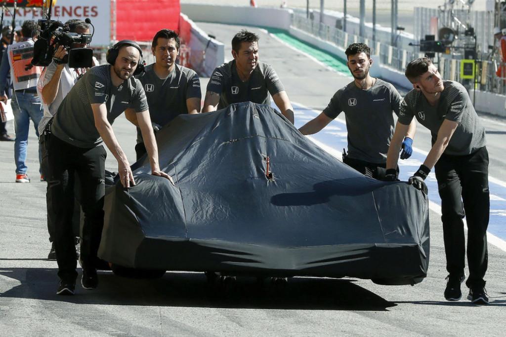 McLaren - F1