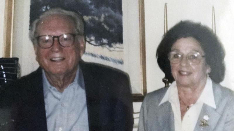 Charles e Sara Rippey