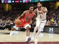 Cleveland Cavaliers-Chicago Bulls ( Reuters )