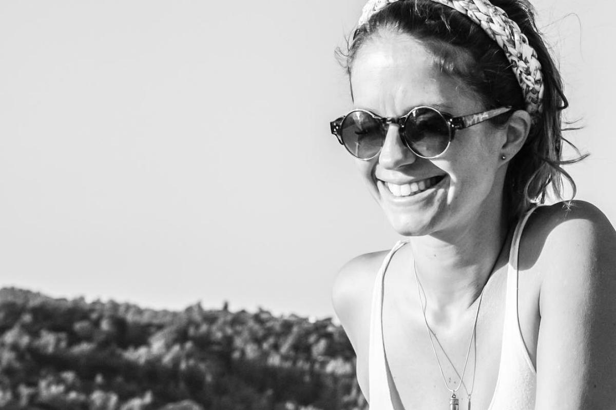 Madalena Brandão na Selfie