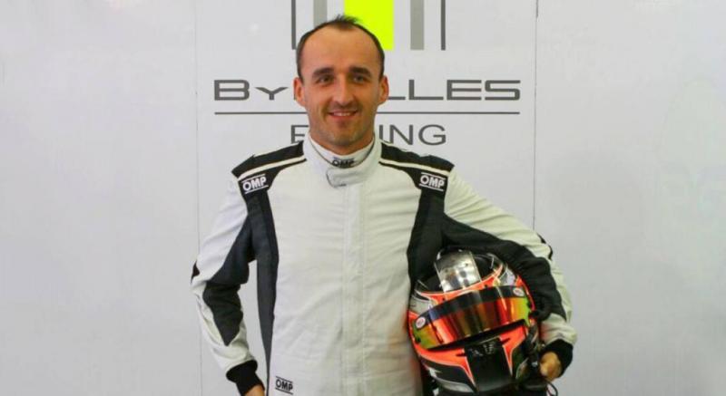 Teste bem sucedido de Robert Kubica com a Williams
