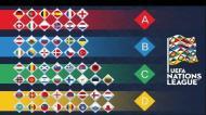 Portugal vai partir no topo da nova Liga das Nações
