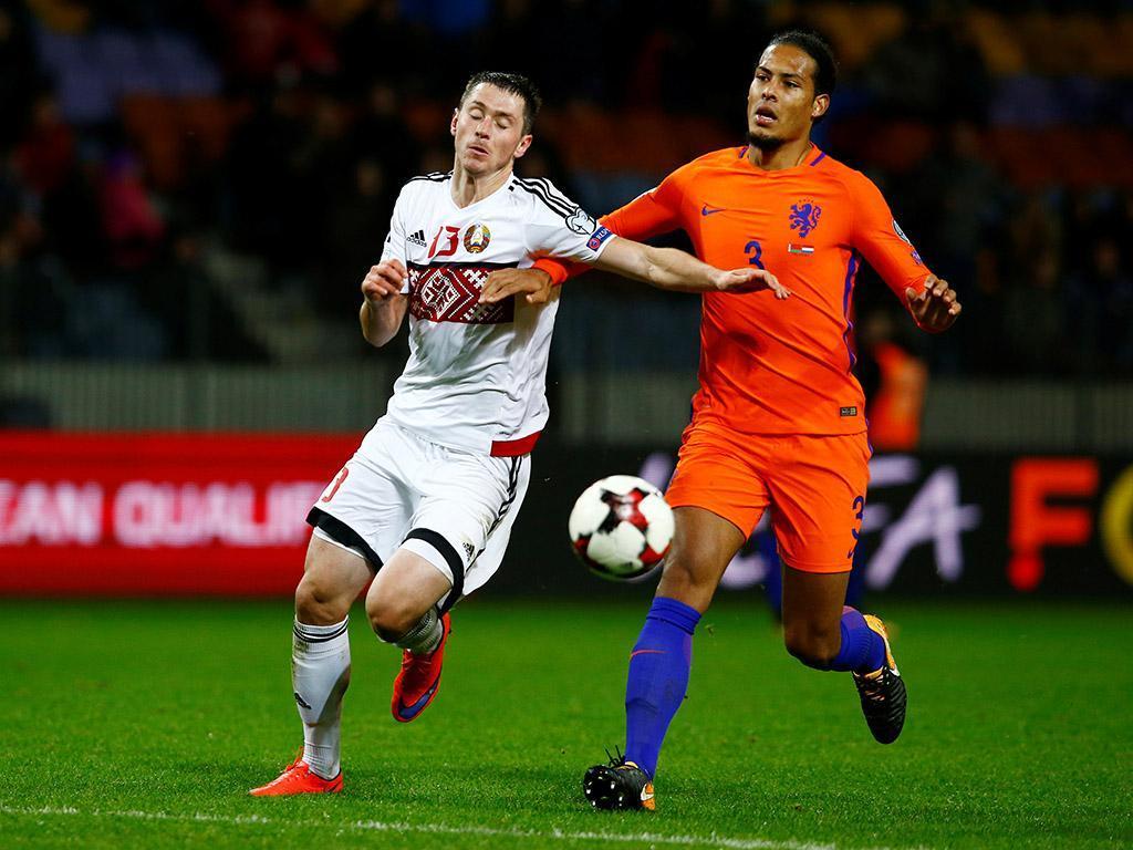 Van Dijk - Holanda (Reuters)