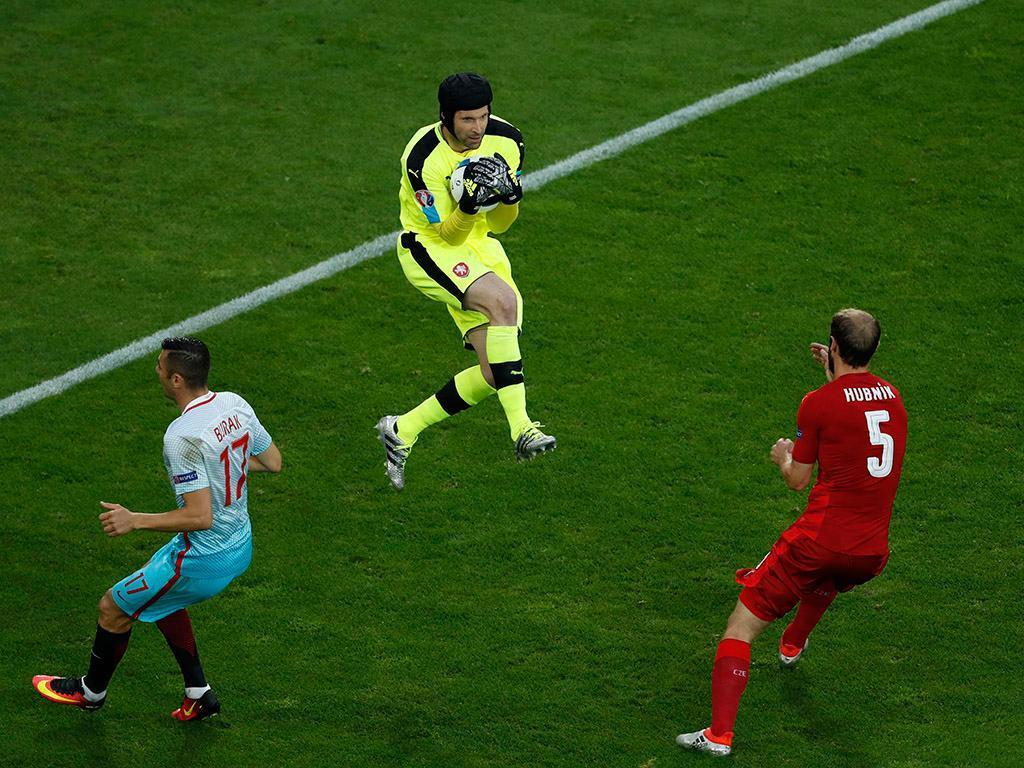 Petr Cech - República Checa (Reuters)