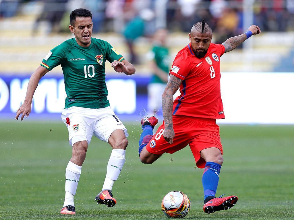 Vidal - Chile (Reuters)