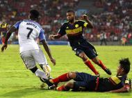 Sub-17: EUA-Colômbia (Lusa)