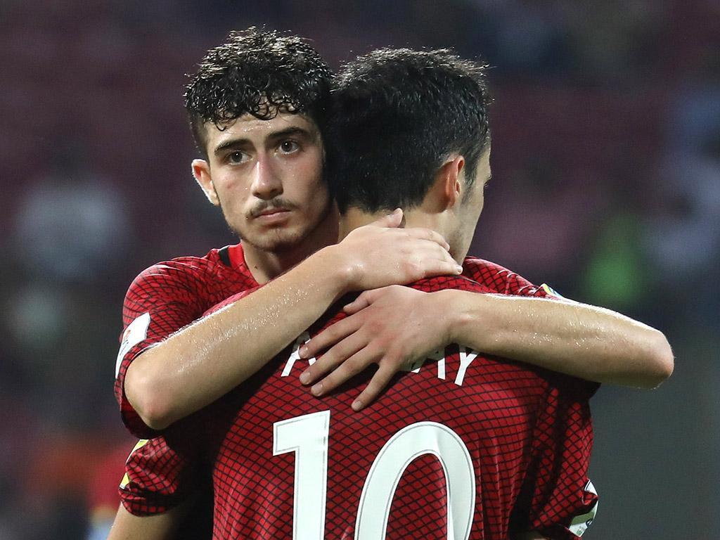 Sub-17: Turquia-Paraguai (Lusa)