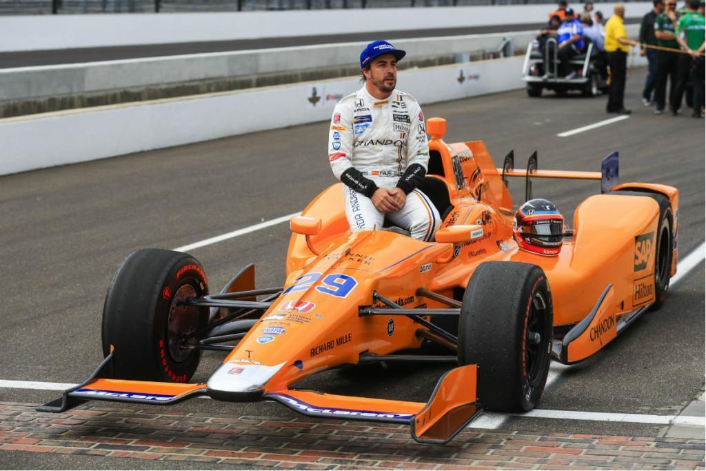 Fernando Alonso - Indy 500