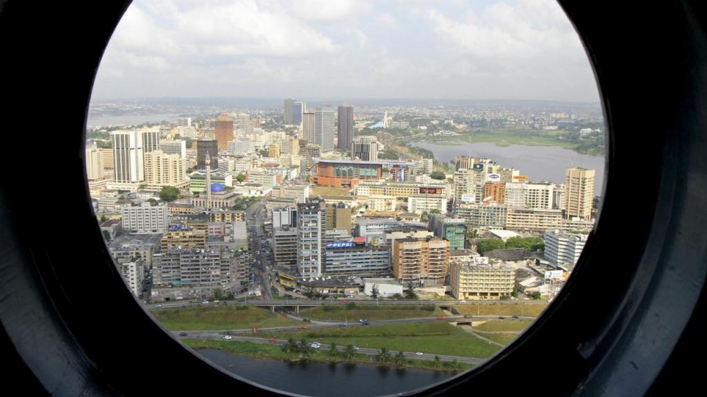 Abidjan (Costa do Marfim) - arquivo