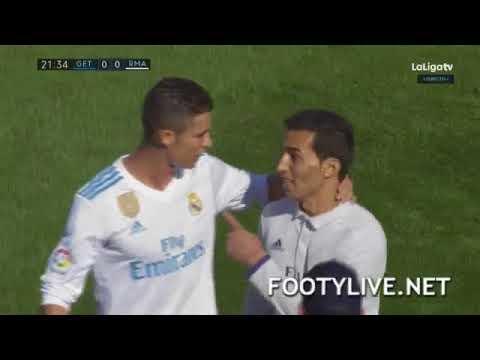 Ronaldo e adepto