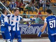 Hóquei em Patins: Sporting de Tomar-supertaFC Porto (Lusa)