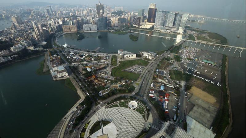 Macau - vista geral (arquivo)