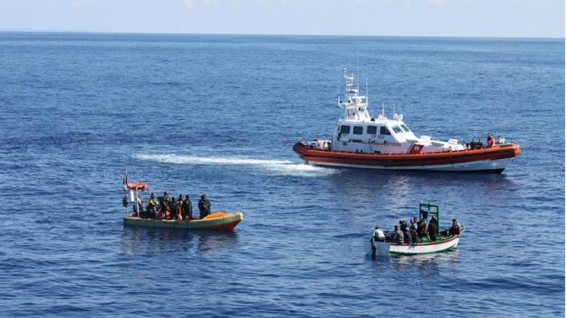 Refugiados - Lampedusa (Itália)