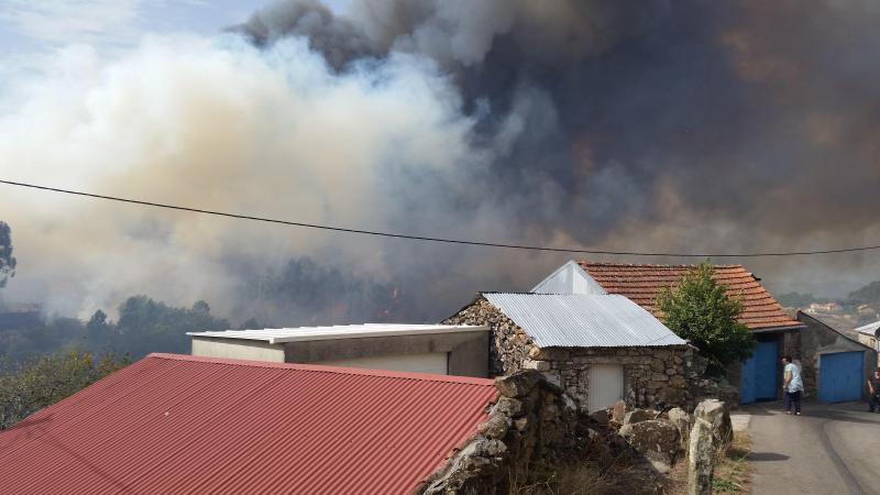 Incêndio em Monção (Ana Rodrigues)